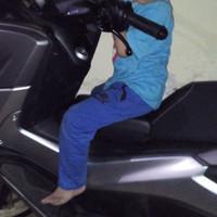 Jok Motor Anak Nmax Kursi Bonceng Anak Nmax Aerox 155 Gosend Bandung