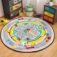 Playmat bayi toy organizer toy storage Ludo Game