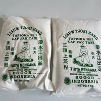 Tepung kanji tani, tepung tapioka