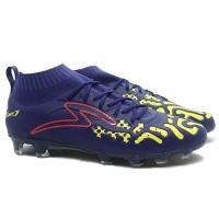 Sepatu Bola Specs Swervo Thunderstorm FG Galaxy Blue Original Promo