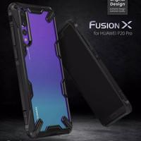 Ringke Fusion X Case Casing Huawei P20 Pro - Black - Original