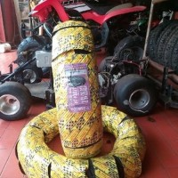 BAN MOTOR RING 15 UKURAN MERK SWALLOW SB 106R STORM Murah