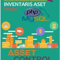 Software Aplikasi Inventaris Aset Berbasis Web denga PHP dan MySQL