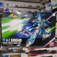 HGBF A-Z Gundam Bandai az bisa jadi pesawat