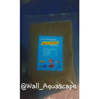Micro Wonder makanan ikan pelet untuk ikan aquascape