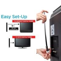 Clear TV Key HDTV / Antena Indoor digital