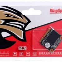 KingSpec Half Height mSATA SSD 256GB SATA3 MSH-256 Size 240GB