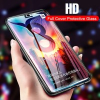 9H 4D Tempered Glass XIAOMI MI 8 / EXPLORER ED SE mi8 Full Cover Kaca