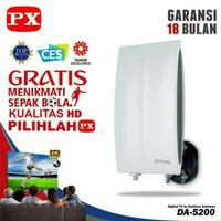 PX DA 5200 antena tv digital oudoor/ indor,antena luar dalam