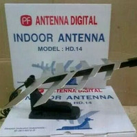 Antena TV Dalam / Indoor Model PF HD-14