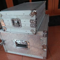 Box Hard Case - Power / Accessories Audio ukuran 6yu _ Alumunium