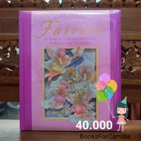 Fairies Buku 3d Books Buku 3 Dimensi Buku Cerita Anak