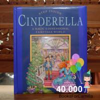 Cinderella Buku 3d Books Step Inside Buku 3 Dimensi Cerita Anak