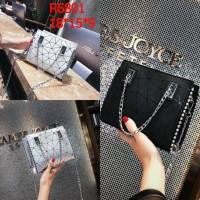 R6801 Tas Motif Baobao Handbag Tas Selempang Import Fashion Korea