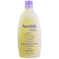 Aveeno Baby Calming Comfort Bath Lavender N Vanilla 532ml