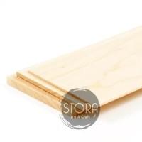 [KUALITAS BAIK] 2pc Kayu Balsa Sheet 3mm - Papan Bahan Maket 50cm
