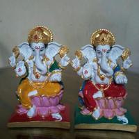 Arca Ganesha sudah Di pasupati