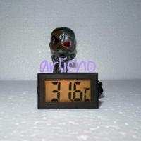 Thermometer Digital Aquarium Free Battery
