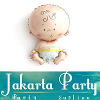Balon Foil baby Mini / Balon Karakter / Balon Baby Shower