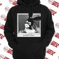 Jaket hoodie ariana grande