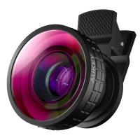 Aukey PL-F2 Ora Lens Universal 180° Fisheye Clip-on Camera Lens