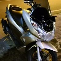 Aksesoris Variasi Windshield Winsil Visor Honda PCX 125 150 Lama Thai