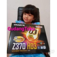 Motherboard Gigabyte Z370 Hd3 Lga 1151