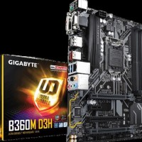 Motherboard Gigabyte B360M D3H Ultra Durable