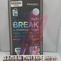 Anti Gores IndoScreen Anti Break Samsung Galaxy S6 Edge
