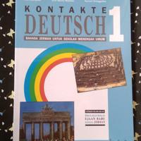 Kontakte Deutsch 1 Buku Pelajaran Bahasa Jerman untuk SMU
