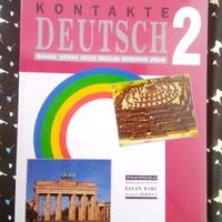Kontakte Deutsch 2 Buku Pelajaran Bahasa Jerman untuk SMU (kelas 2)