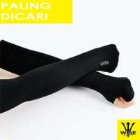 Arm Sleeve Sarung Tangan Basket Kiper Hiking Manset Tangan Pelindung