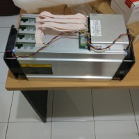 WTS Ant Miner L3+ NEW SEGEL BELOM PERNAH DIPAKAI + PSU ADAPTOR!