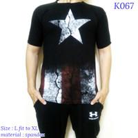 baju Kaos Superman fashion pria superhero