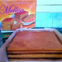 Kue Lapis Legit MELLISA Original Keju Coklat