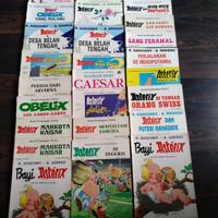 komik jadul Kisah petualangan asterix
