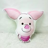 Bantal Boneka Dekorasi Winnie The Pooh - Small Piglet Chibi