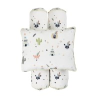 Cottonseeds Pillow Bolster Set Ten Little Indians