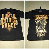 T-shirt Revenge The Fate - Human intolerance