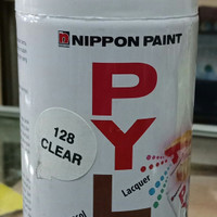 PYLOX nippon paint/ cat semprot/ solid mettalic candytone primer