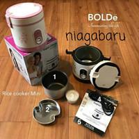 Super Cook Bolde Orginal Rice Cooker Mini Bolde Magic com Bolde