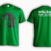 Laos t shirt distro/ PERSIBAYA kaos keren terbaru