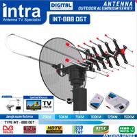 Intra INT-888DGT Antenna TV Digital Remot INT 888 DGT