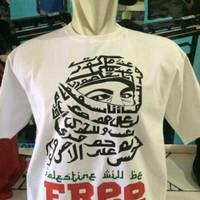 Kaos Free Palestina / Tshirt Baju Free Palestin