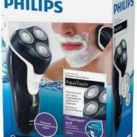 Philips Aquator shaver AT610/14 hitam