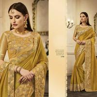 Raja rani silk saree kain sari baju india original