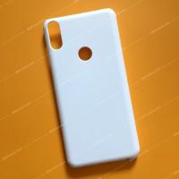 Asus zenfone max pro M1 casing polos blank sublimation custom case 3D