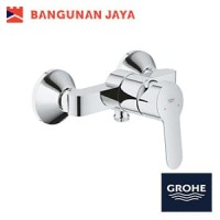 """GROHE BauEdge Single-lever shower mixer 1/2"""" 