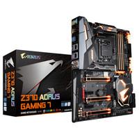 Gigabyte Z370 Aorus Gaming 7 (LGA1151, Z370, DDR4, USB3.1, SATA3)