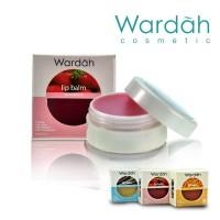 WARDAH Lip Balm Pelembab Bibir Strawberry / Vanilla / Orange